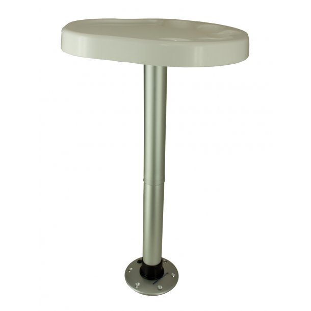 Bord plast med stativ