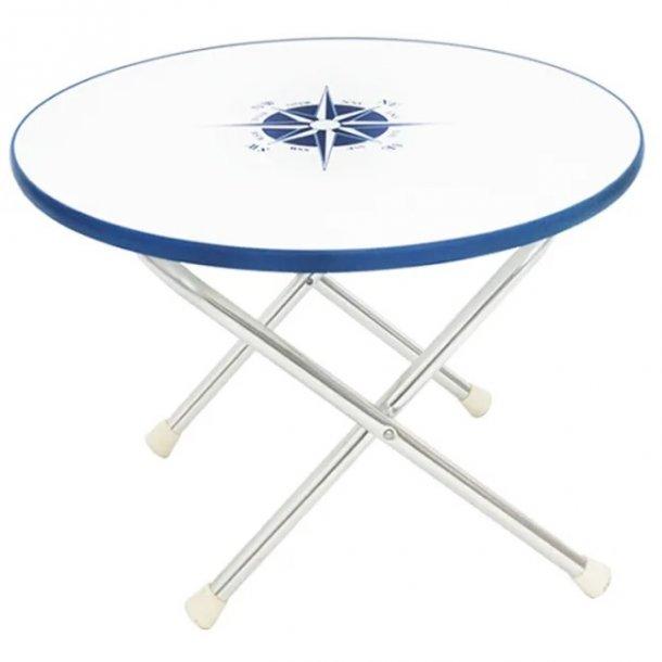 Dekksbord PVC ø60cm