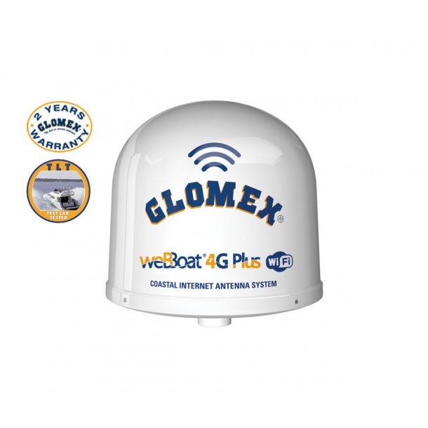 Glomex Webboat 4G Plus internettantenne