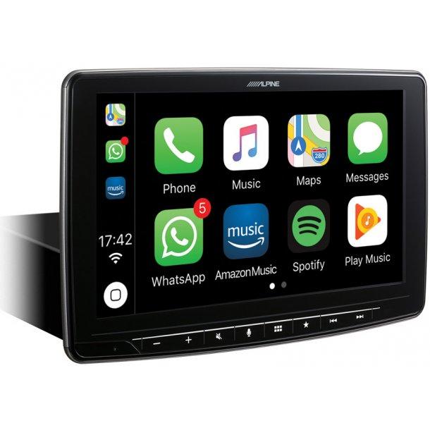 Alpine ILX-F903D, Halo9, 1-DIN multimedia m/9