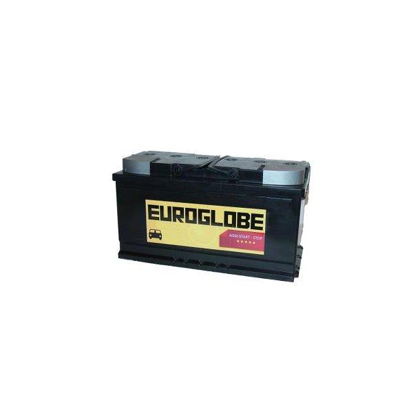 Euroglobe 75095, 95Ah, AGM, start/stopp