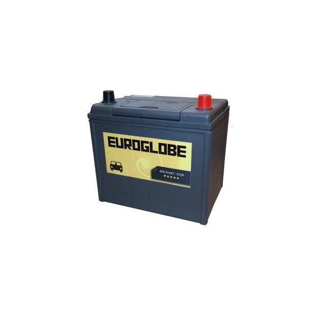 Euroglobe 74075, 68Ah, EFB, start/stopp