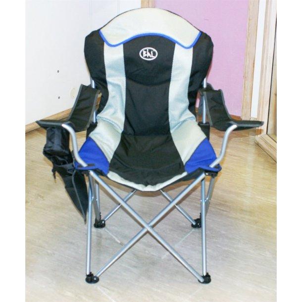 BÅL Stol Comfort Regulerbar Grå/blå/sort