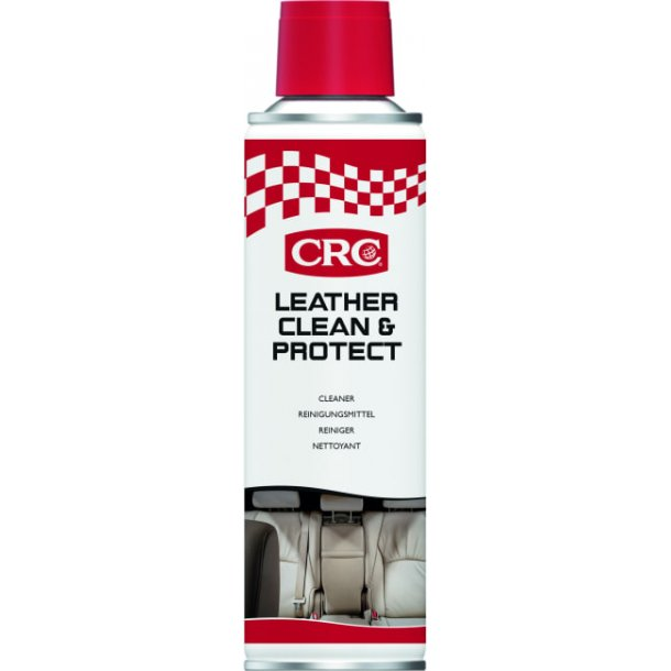 CRC Leather Clean & Protect, 250 ml