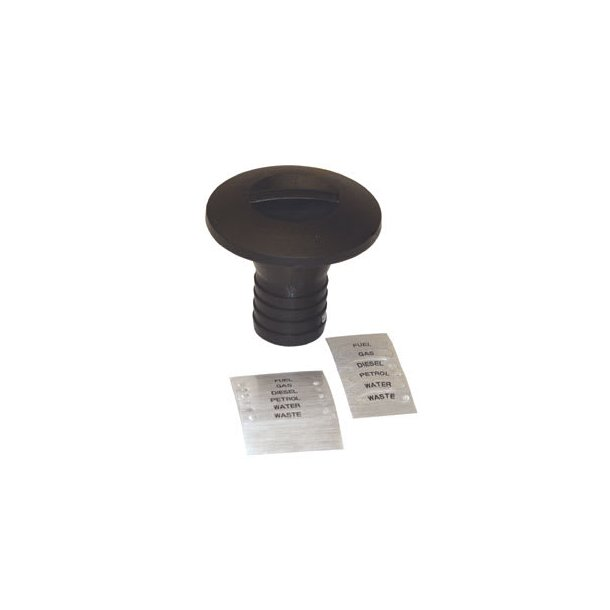 Dekksforskr. 50mm Plast