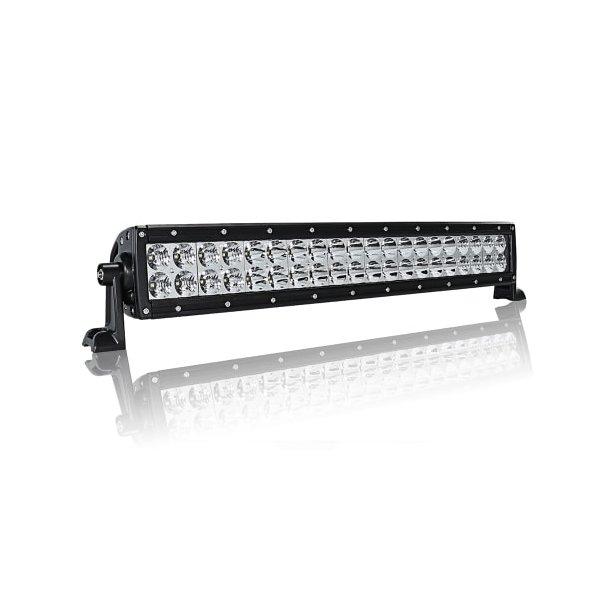 Dekkslyskaster LED 50cm 200W sort