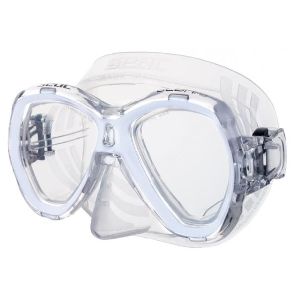 Dykkermaske Elba silikon junior