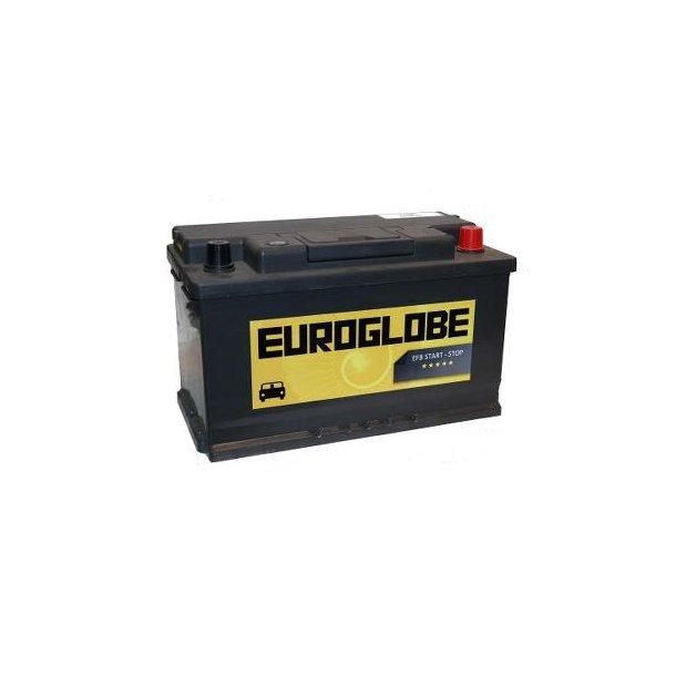 Euroglobe 74085, 95Ah, EFB, start/stopp