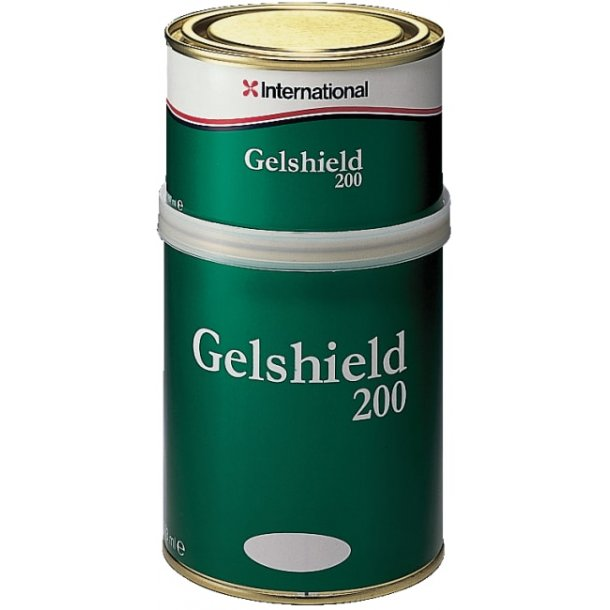 International Gelshield 200 Grey Epoxy Primer 0,75l