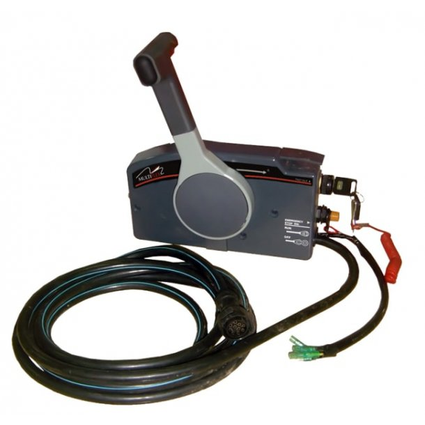 Multiflex kontrollboks m/el.start