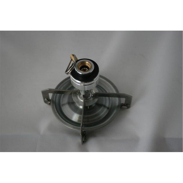 Gassbrenner- Rustfri CAL