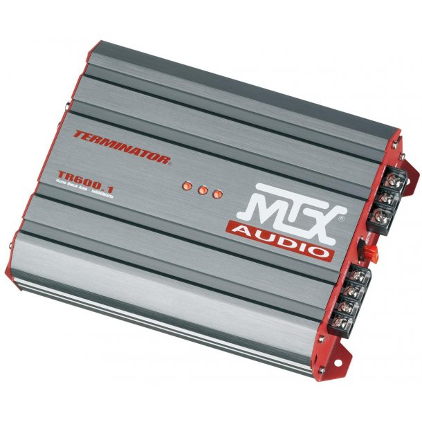 Alpine BBX-T600 - 2 kanals forsterker 2x70W, MosFet, Klasse A/B, LP/HP, BassEQ