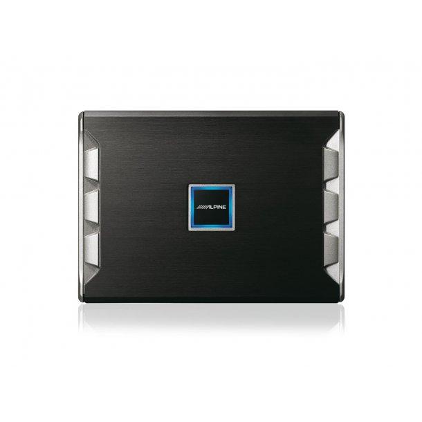 Alpine PDR-F50 forsterker 4x85W KlasseD, BassEQ, HP/LP filter