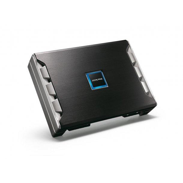 Alpine PDR-M65 forsterker 1300W 450W, BassEQ, LP filter, Subsonic