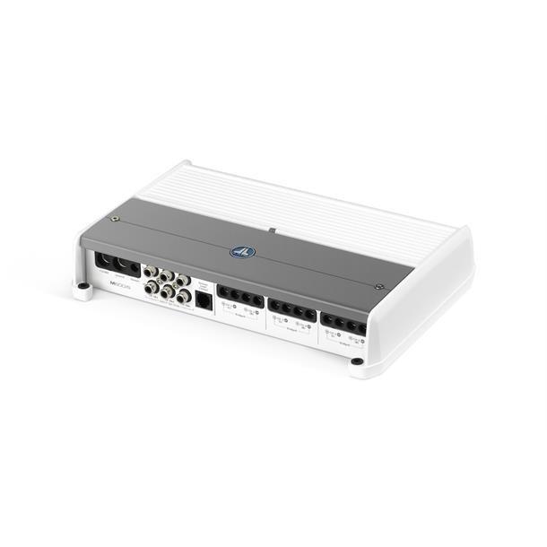 JL Audio - M600/6 Marine forsterker 6x100W, KasseD, Høy/lav pass filter