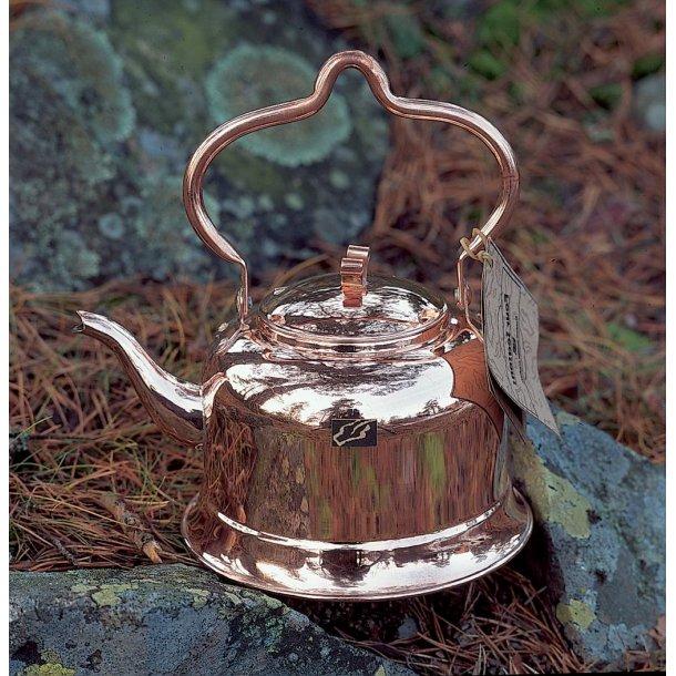 Kaffekjele i Kobber 1,8 liter