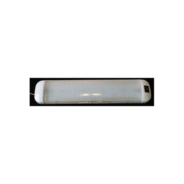LED Lysarmatur 10-30v 9w Dimbar
